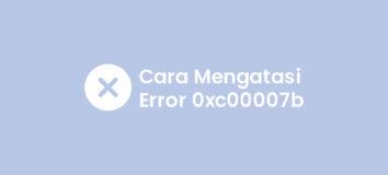 The Application Was Unable to Start Correctly 0xc00007b